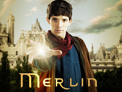 Merlin BBC cover art
